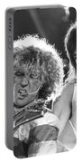 Van Halen - Sammy Hagar With Eddie Van Halen Portable Battery Charger