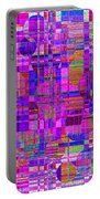 1302 Abstract Thought Portable Battery Charger