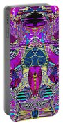1310 Abstract Thought Portable Battery Charger