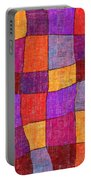 1343 Abstract Thought Portable Battery Charger