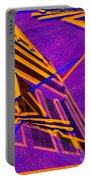 1359 Abstract Thought Portable Battery Charger