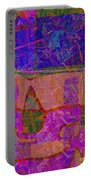 1381 Abstract Thought Portable Battery Charger