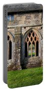 13th Century Abbey Portable Battery Charger