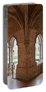13th Century Gothic Cloister Portable Battery Charger