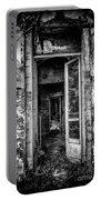 Abandoned Sanatorium Portable Battery Charger