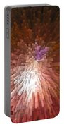 Art Abstract 3d Portable Battery Charger