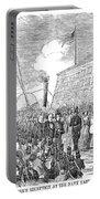 Millard Fillmore (1800-1874) Portable Battery Charger
