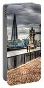 River Thames View Portable Battery Charger