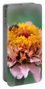 Zinnia From The Candy Mix Portable Battery Charger
