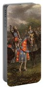 1400s Henry V Of England Speaking Portable Battery Charger