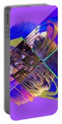 1422 Abstract Thought Portable Battery Charger