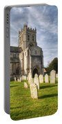 Christchurch Priory Portable Battery Charger
