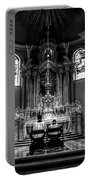 Church Of Saint Agnes Portable Battery Charger