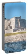 Edzna In Campeche Portable Battery Charger
