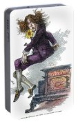 Oscar Wilde (1854-1900) Portable Battery Charger