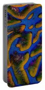 1541 Abstract Thought Portable Battery Charger