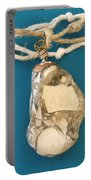 Aphrodite Urania Necklace Portable Battery Charger by Augusta Stylianou