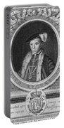 Edward Vi (1537-1553) Portable Battery Charger