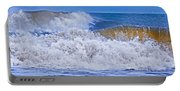 Hurricane Storm Waves Portable Battery Charger