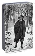 Roger Williams (1603-1683) Portable Battery Charger
