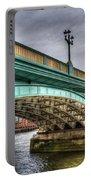 Southwark Bridge London Portable Battery Charger