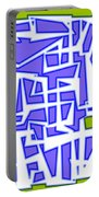 1623 Abstract Thought Portable Battery Charger