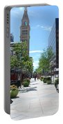 16th Street Mall - Denver Portable Battery Charger