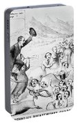 Brigham Young (1801-1877) Portable Battery Charger