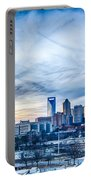 Charlotte Downtown  Portable Battery Charger