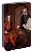 John Churchill (1650-1722) Portable Battery Charger