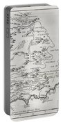 1757 Bellin Map Of South Africa And The Cape Of Good Hope Portable Battery Charger by Paul Fearn