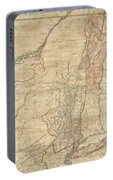 1768 Holland  Jeffreys Map Of New York And New Jersey  Portable Battery Charger