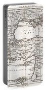 1780 Raynal And Bonne Map Of Turkey In Europe And Asia Portable Battery Charger