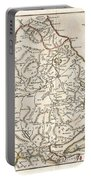 1788 Bocage Map Of Thessaly In Ancient Greece Portable Battery Charger