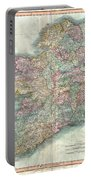 1799 Cary Map Of Ireland  Portable Battery Charger