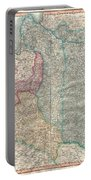 1799 Cary Map Of Poland Prussia And Lithuania  Portable Battery Charger