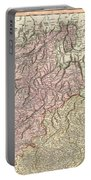 1799 Cary Map Of Tyrol Portable Battery Charger