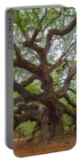 Southern Angel Oak  Portable Battery Charger