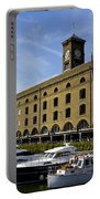 St Katherines Dock London Portable Battery Charger