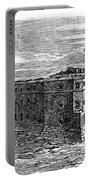 1800s 1860s View Of Fort Taylor Key Portable Battery Charger