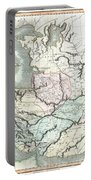 1801 Cary Map Of Persia  Iran Iraq Afghanistan Portable Battery Charger