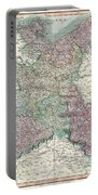 1801 Cary Map Of Upper Saxony Germany  Berlin Dresden Portable Battery Charger