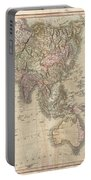 1806 Cary Map Of Asia Polynesia And Australia Portable Battery Charger