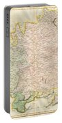 1814 Thomson Map Of Bavaria Germany Portable Battery Charger