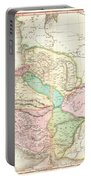 1818 Pinkerton Map Of Persia  Portable Battery Charger