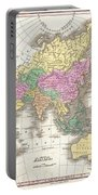 1827 Finley Map Of Asia And Australia Portable Battery Charger