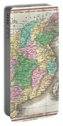 1827 Finley Map Of China  Portable Battery Charger