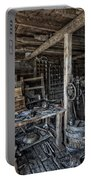 1860's Blacksmith Shop - Nevada City Ghost Town - Montana Portable Battery Charger