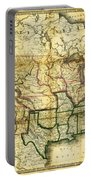 1861 United States Map Portable Battery Charger