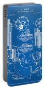 1875 Colt Peacemaker Revolver Patent Blueprint Portable Battery Charger